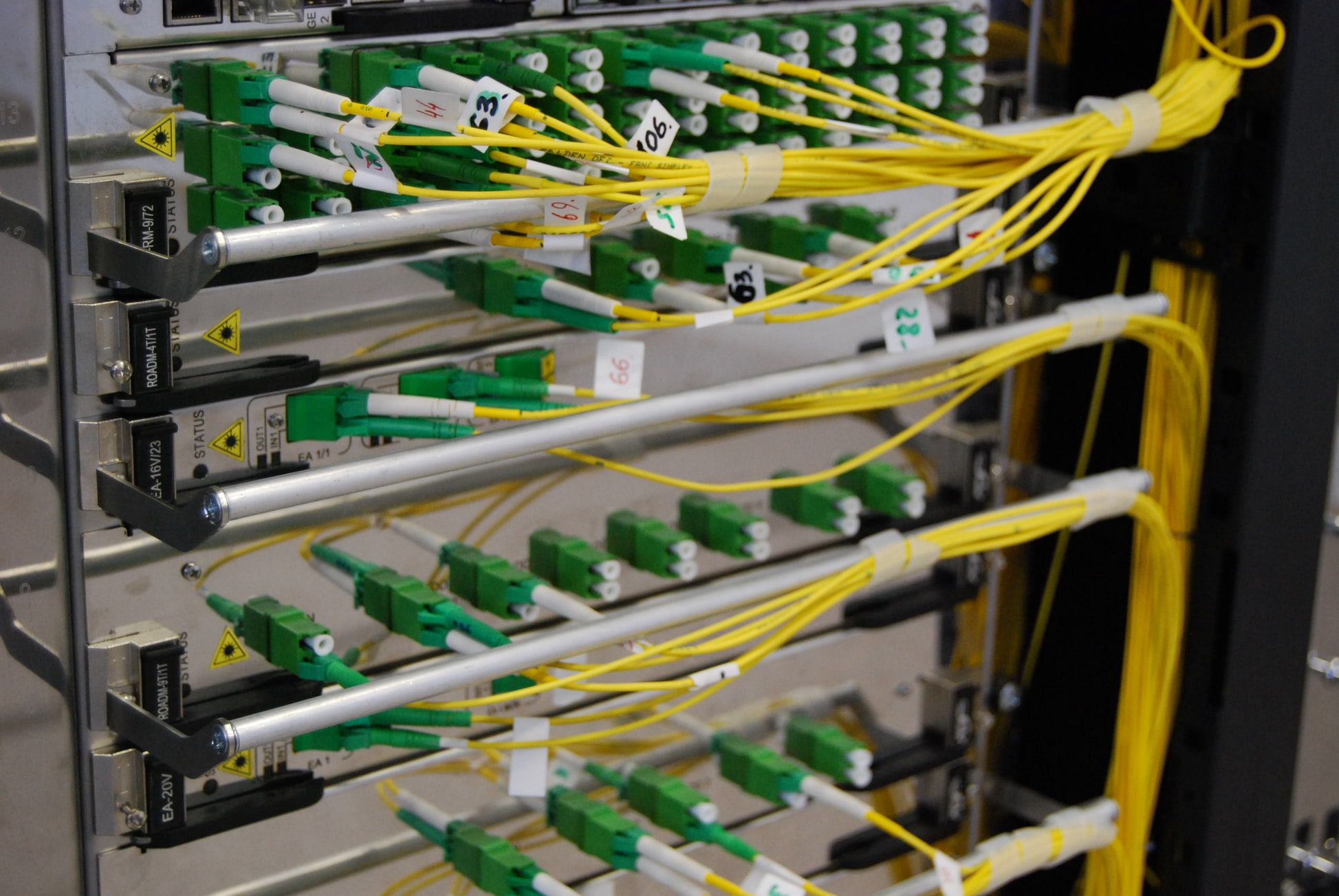 Structured Cabling Technician